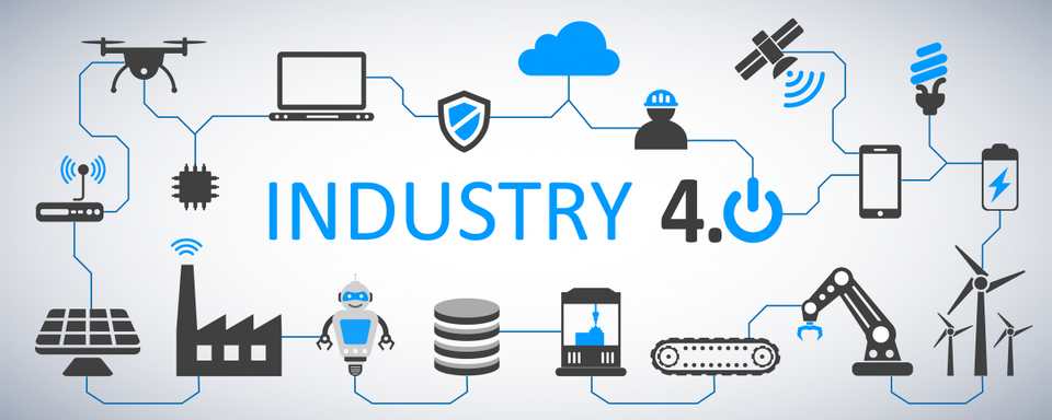 How serial Flash technology is evolving to meet the new requirements of Industry 4.0 designs