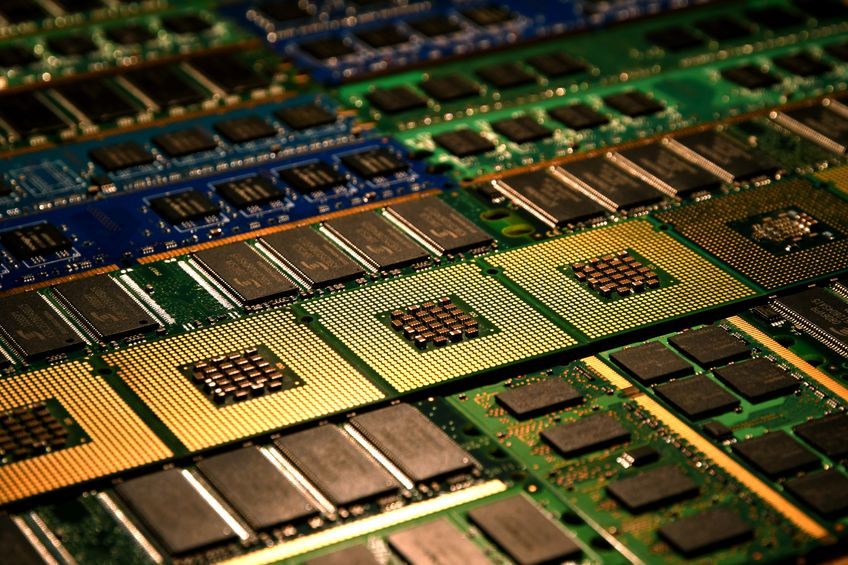 Weak market demand, DRAM output declined by 18.3% in the fourth quarter of 2018